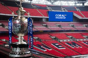 Thornhill Trojans have been drawn against League One side Doncaster in the Challenge Cup third round.