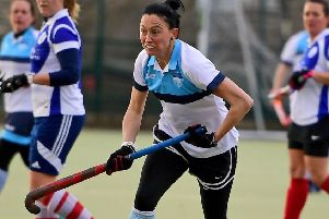 Kim Sharples was Batley's player of the match.