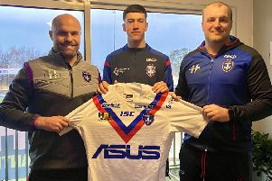 Wesley Bruines has joined Wakefield Trinity, signing a professional contract until 2021.