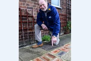Does Neil Brittlebank have Britain's dullest hobby? PIC: SWNS