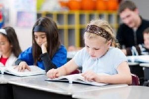 The deadline for applying for primary and junior school places is midnight tonight (Tuesday). Photo - Nottinghamshire County Council