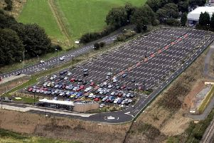 What should be the future of park and ride in Scarborough?