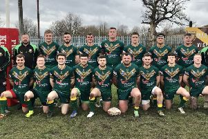 Heavy Woollen ARL Under-23s