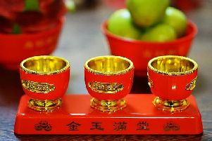 Wine is popular in China