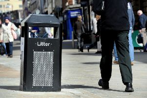 Government cash given to help clean Leeds streets. Picture James Hardisty.