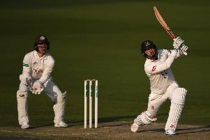 Chris Nash, who endured a disappointing debut season at Notts. (PHOTO BY: Mike Hewitt/Getty Images)