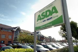 Asda's headquarters in Leeds