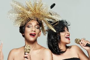 Sister Sledge headline the 80s Invasion