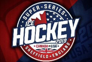 You could be in Sheffield to see some of ice hockey's biggest stars in action.