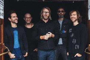 The National play Leeds First Direct Arena in December