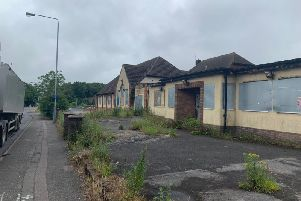 The Annesley site, on Derby Road.