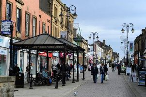 Morley is among 100 places invited to bid for a share of the funding. Picture: Jonathan Gawthorpe