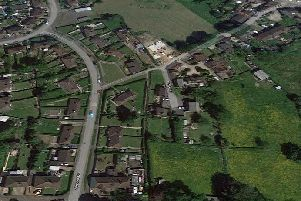 The proposals would see the houses built off Park Side in Somercotes, Derbyshire.