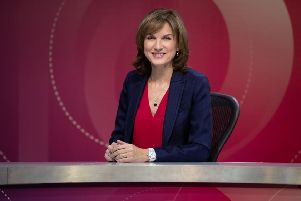 Fiona Bruce succeeded David Dimbleby as presenter of Question Time. Do you think she is doing a good job?