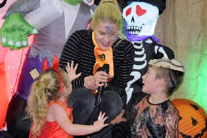 Enjoy free Halloween fun at the Hardshaw Centre in St Helens this weekend