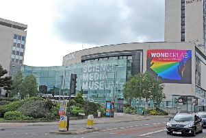Science and Media Museum in Bradford. Picture: Tony Johnson.