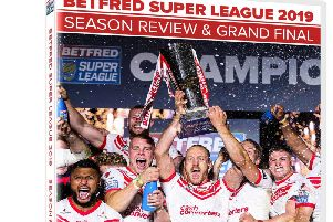 Win a copy of the Super League season review and Grand Final DVD