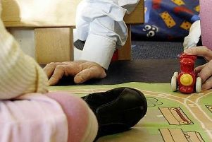 Out of 517 two-year-olds in St Helens, 252 did not see a health visitor between April and June 2019, the latest data from the Department of Health and Social Care shows