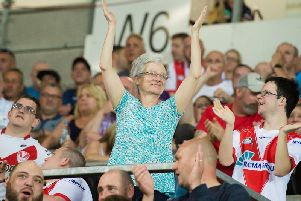 The RFL is looking for super fans. Picture: SWPix
