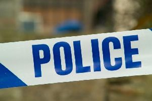 Police attended the incident in Walter Grove.