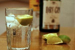 Thousands of bottles of gin and vodka were stolen from the Haydock Industrial Estate