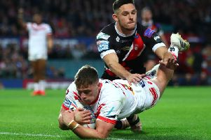 Saints open the season on Friday with a Grbnd Final repeat against Salford