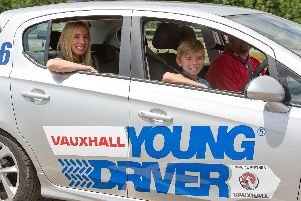Young Driver offers driving lessons for 10 to 17-year olds