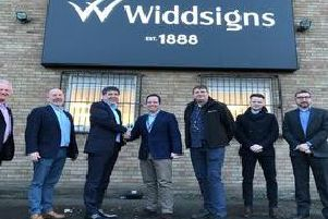 Widdsigns has moved into its new 20,000 sq ft site on the Reginald Road Industrial Estate in Sutton