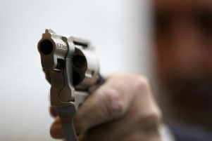 Merseyside Police recorded 248 offences involving a firearm in 2018-2019, according to Home Office data