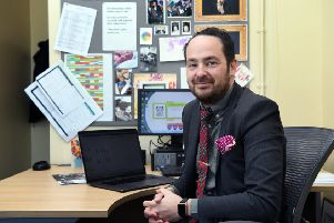 Matthew Burton is the new head at Thornhill Community Academy.