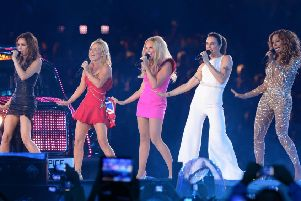 Will you be heading to see the Spice Girls on tour? Picture: PA.
