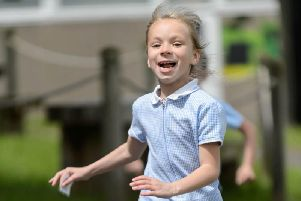 The Daily Mile will get primary school children moving more
