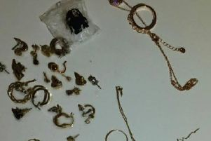 Police are looking for the owners of this jewellery