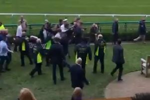 """Unsavoury scenes"" at Haydock races"
