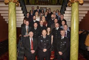 Doncaster Police Awards: the winners