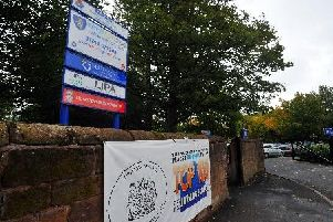 Rainhill High's headteacher John Pout is stepping down after the Easter break