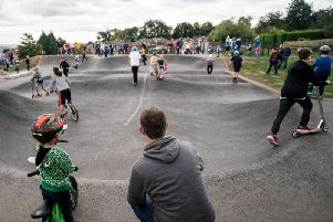 Construction of a 192,000 urban skate park in St Helens is expected to begin later this year