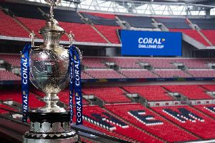 St Helens will face in the sixth round of the Challenge Cup