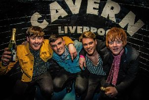 The K's at The Cavern: Photo by Dirtyroknroller Photography