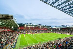 Anfield will host Magic Weekend. Picture: SWPix