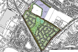 The proposed scheme in Edenthorpe