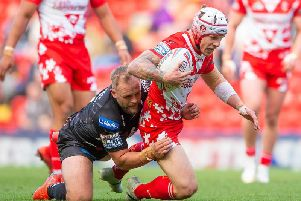 Theo Fages. Picture: SWPix