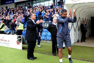 Jack Lester was appointed as Town boss in September 2017