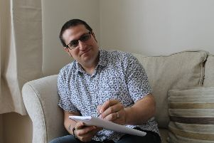 Scott Farquharson, from Bramley, has penned a new fantasy novel
