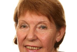 Council leader Kay Cutts