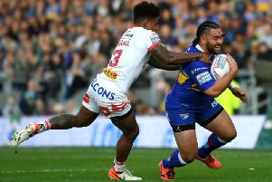 Saints face Warrington in the Coral Challenge Cup Final