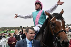Frankie Dettori and Enable,. the world's best mare, are this week's headline acts at the Welcome to Yorkshire Ebor Festival.