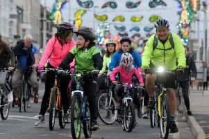 Last year's Ride the Lights was hugely popular