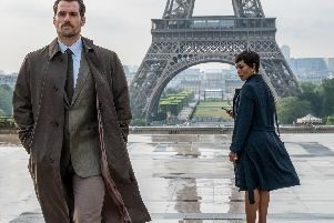 Henry Cavill is the mysterious August Walker in Mission: Impossible - Fallout
