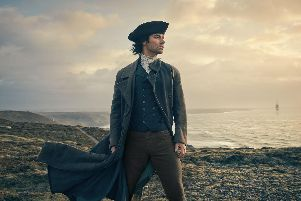BBC handout photo of Aidan Turner as Ross Poldark. The fifth series of hit drama Poldark will be the last, the BBC has confirmed